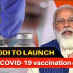 PM to launch Pan India Rollout of COVID-19 Vaccination drive on January 16