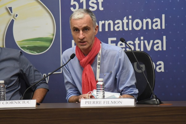 Films like Long Time No See must be shot in real locations, studios limit reality: Director Pierre Filmon