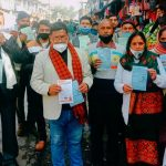 भाजपा समर्थित ज़िला परिषद प्रत्याशियों के पक्ष में करें मतदान: बलदेव शर्मा