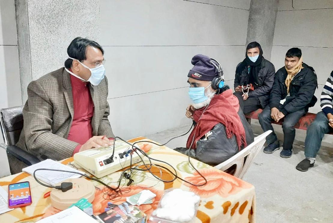 Punjab Youth Development Board organizeTwo-days Hearing Aid Camp