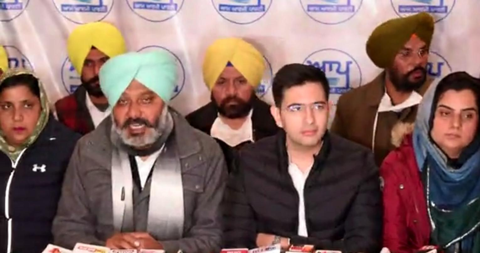 Aam Aadmi Party will form government in 2022: Raghav Chadha