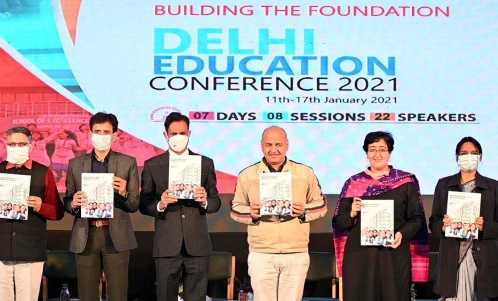 Delhi Education Conference kicks off today, to last until January 17