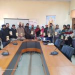 Horticulture Department organizes Beekeeping Course