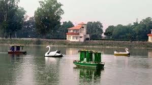 Karna Lake to be developed as Tourist Destination Hub