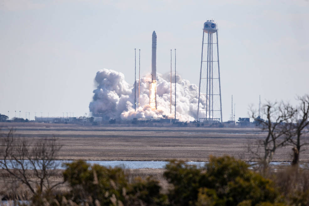 NASA Science, Cargo Launches on 15th Northrop Grumman Resupply Mission to Space Station
