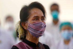 Myanmar military seizes power, detains elected leader Aung San Suu Kyi