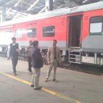 Deputy Commissioner visits Rail Coach Factory kapurthala