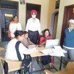 आयुष्मान -भारत सरबत स्वास्थ्य बीमा योजना अधीन जालंधर जिले में अब तक बनाऐ गए3,68,720ई -हैल्थ कार्ड: डिप्टी कमिश्नर