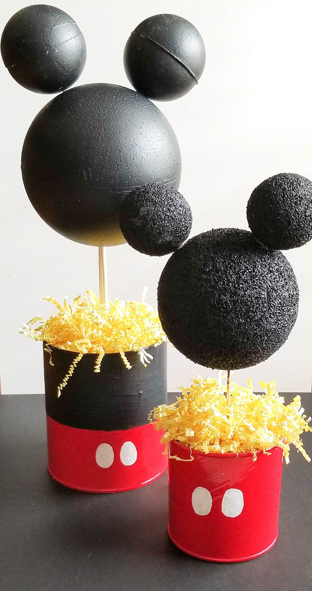 Easy DIY Mickey Mouse Party Ideas