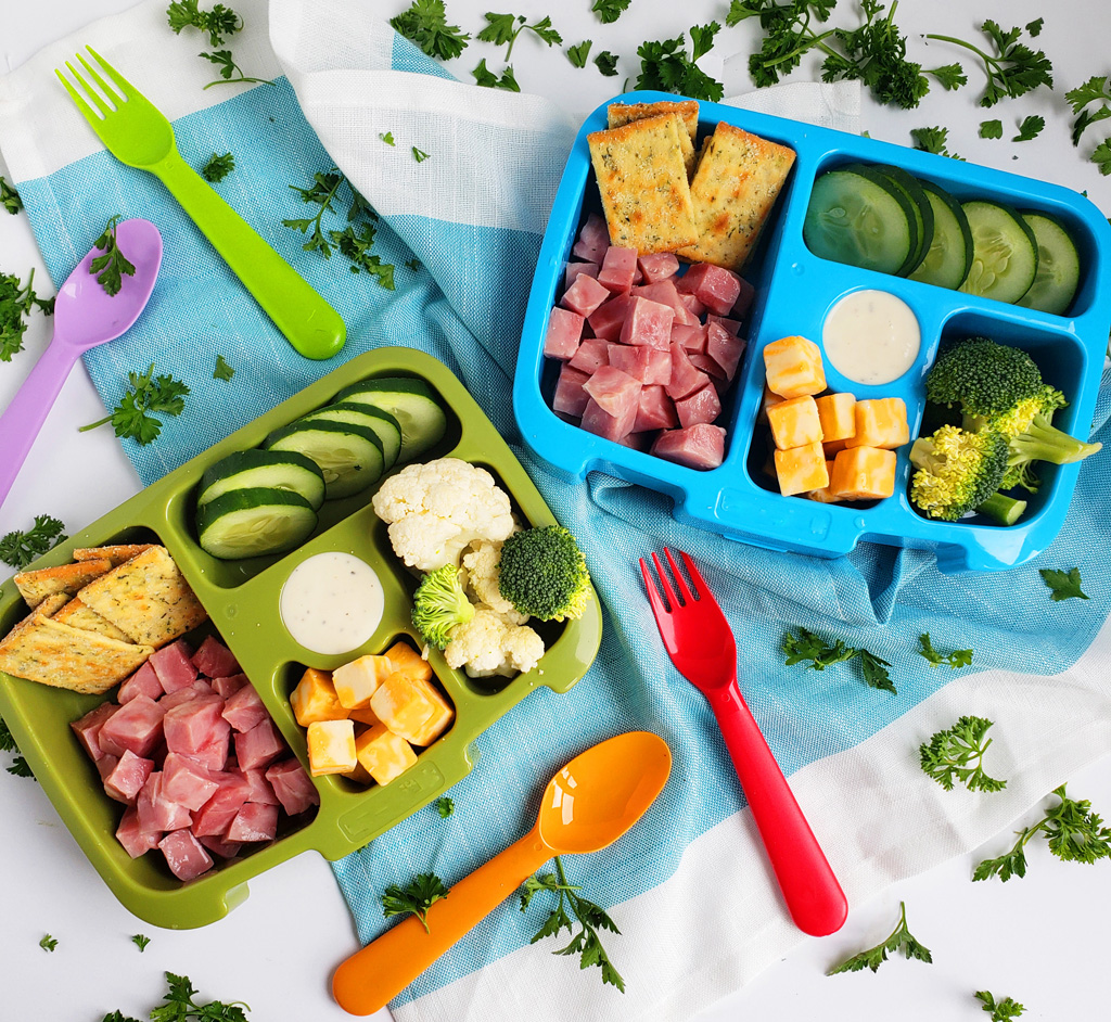 How to Make the Perfect Dinner Snack Box