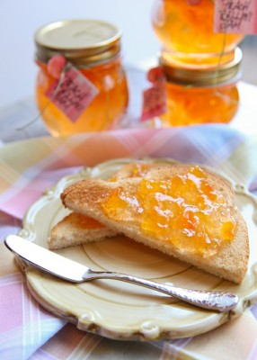 """""""Peach Bellini Jam"""" by Kristina of """"The Daily Dish"""" on Better Recipes"""
