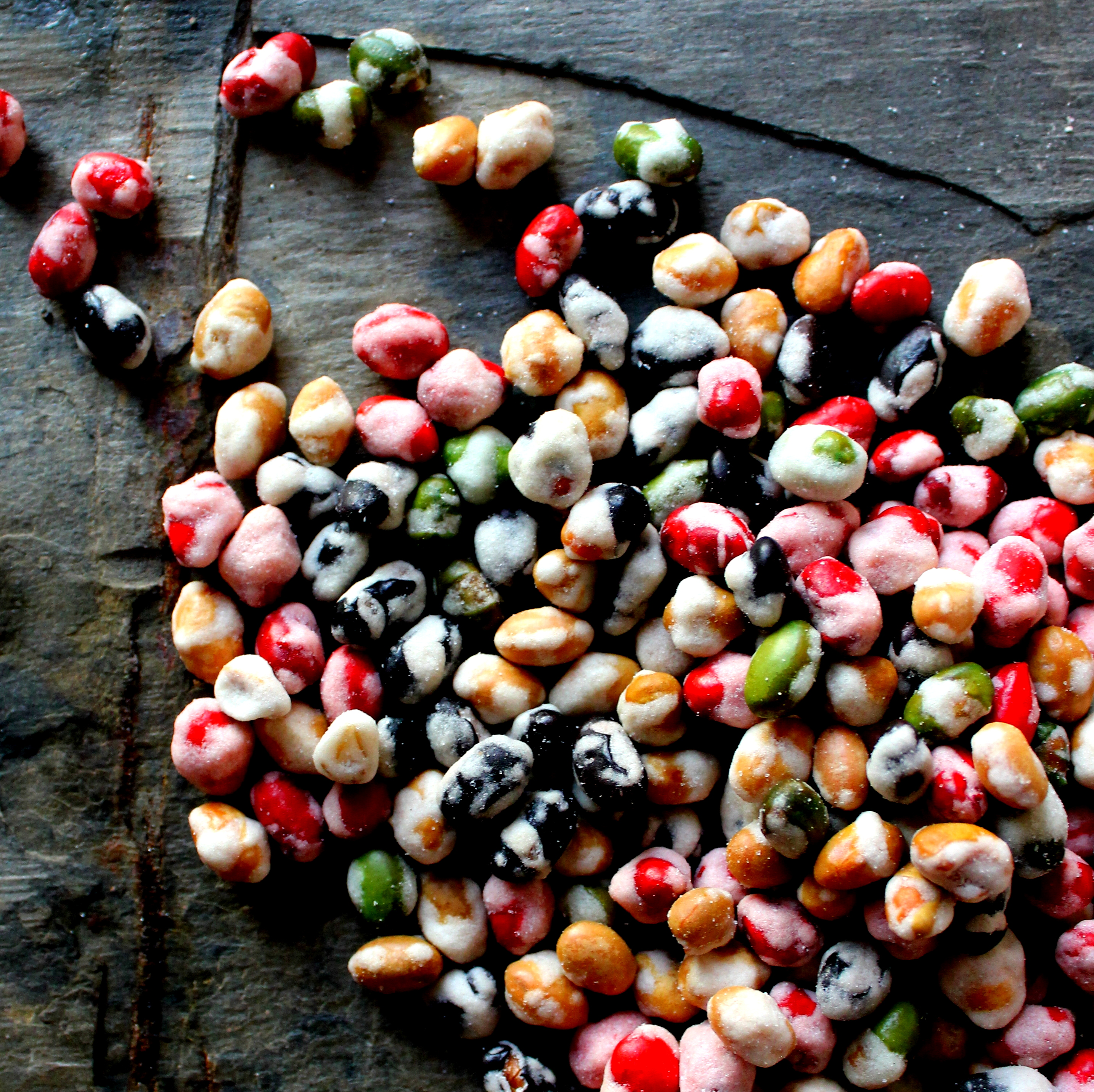 Roasted WASABI Soy Beans