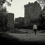 The Hike. Blarney Castle. County Cork. Republic of Ireland.