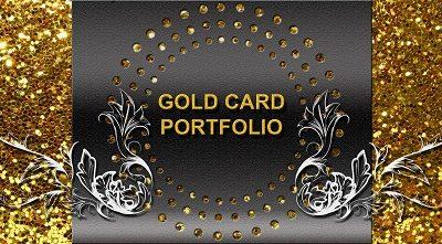 Gold Card Portfolio