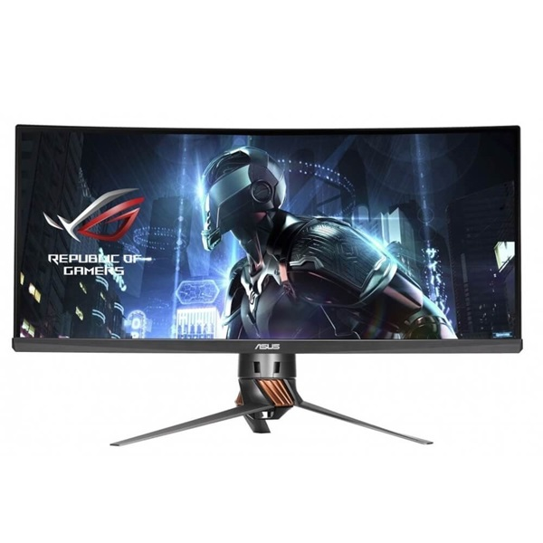 Asus Curved Gaming Monitor ROG Swift 34inch