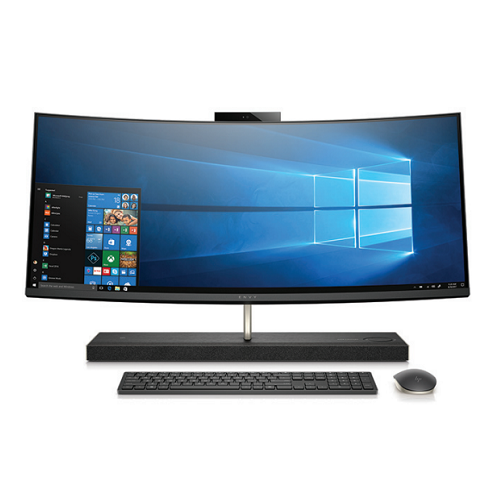 HP All In One Curved Core i7 34inch 256GB SSD
