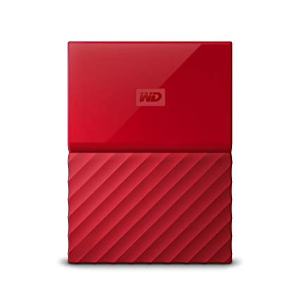WD Red My Passport Portable External HDD