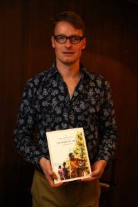 Peter Csizmadia-Honigh - Author of The Wines of India - Profile Picture - 04