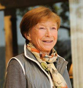 Mary Weber Novak, proprietor of Spottswoode wine estate, 1932–2016