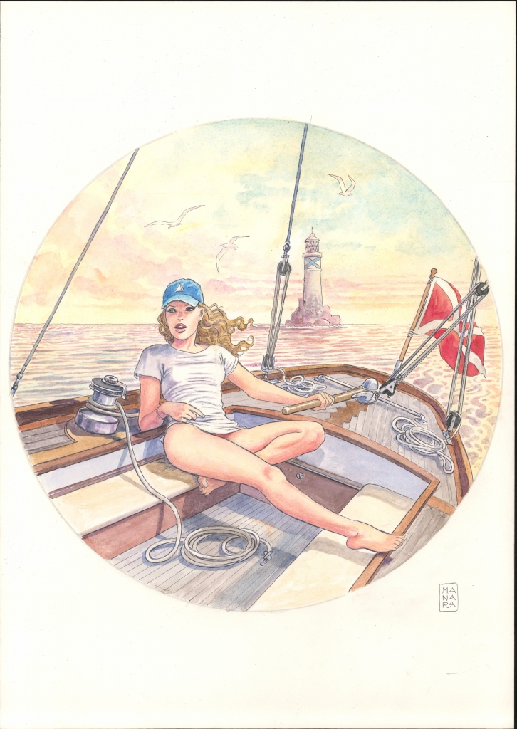 Image from the Manara My Love watch collection from Ulysse Nardin