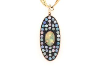 Pendant from Ray Griffiths on sale at Tiny Jewel Box
