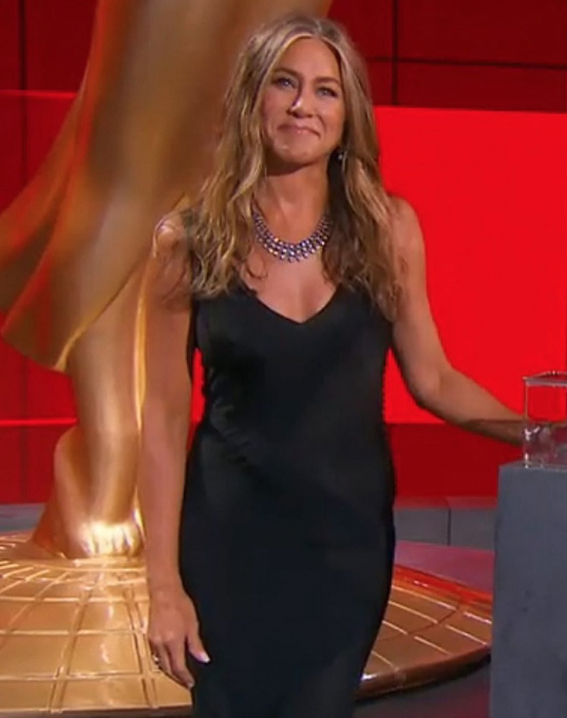Jennifer Aniston in Neil Lane