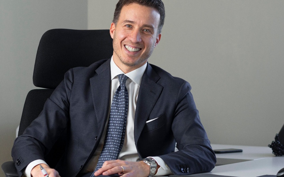 Marco Carniello, group brand director, jewelry and fashion, Italian Exhibition Group
