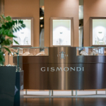 Italian Jewelry brand Gismondi 1754 has opened a Made in Italy concept store in the Brian & Barry building, a 12-floor department store in Milan.