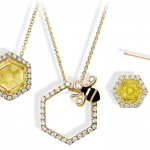 Honeycomb jewelry collection from Artistry