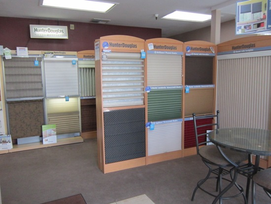 Blind Magic, Window Coverings Showroom in North Highlands, CA