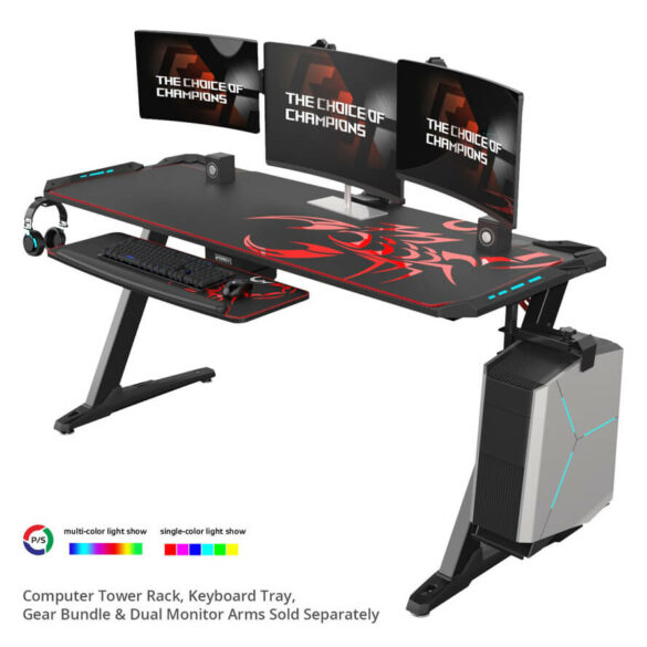 Eureka Z60 Gaming Desk Review