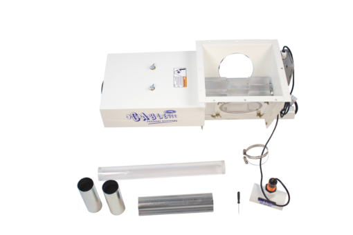 mechanical hopper with proximity switch