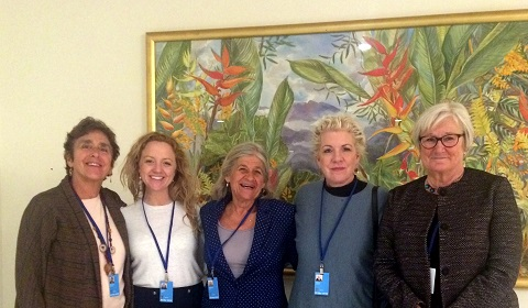A Report on the 62th Session of the UN Commission on the Status of Women