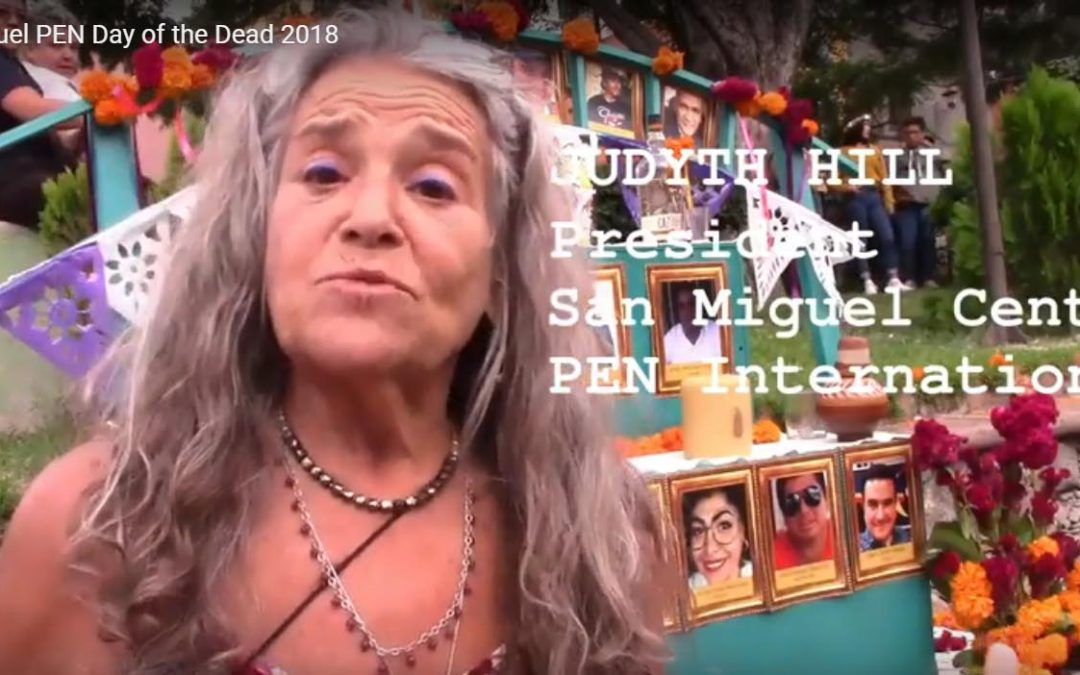 San Miguel PEN Day of the Dead 2018
