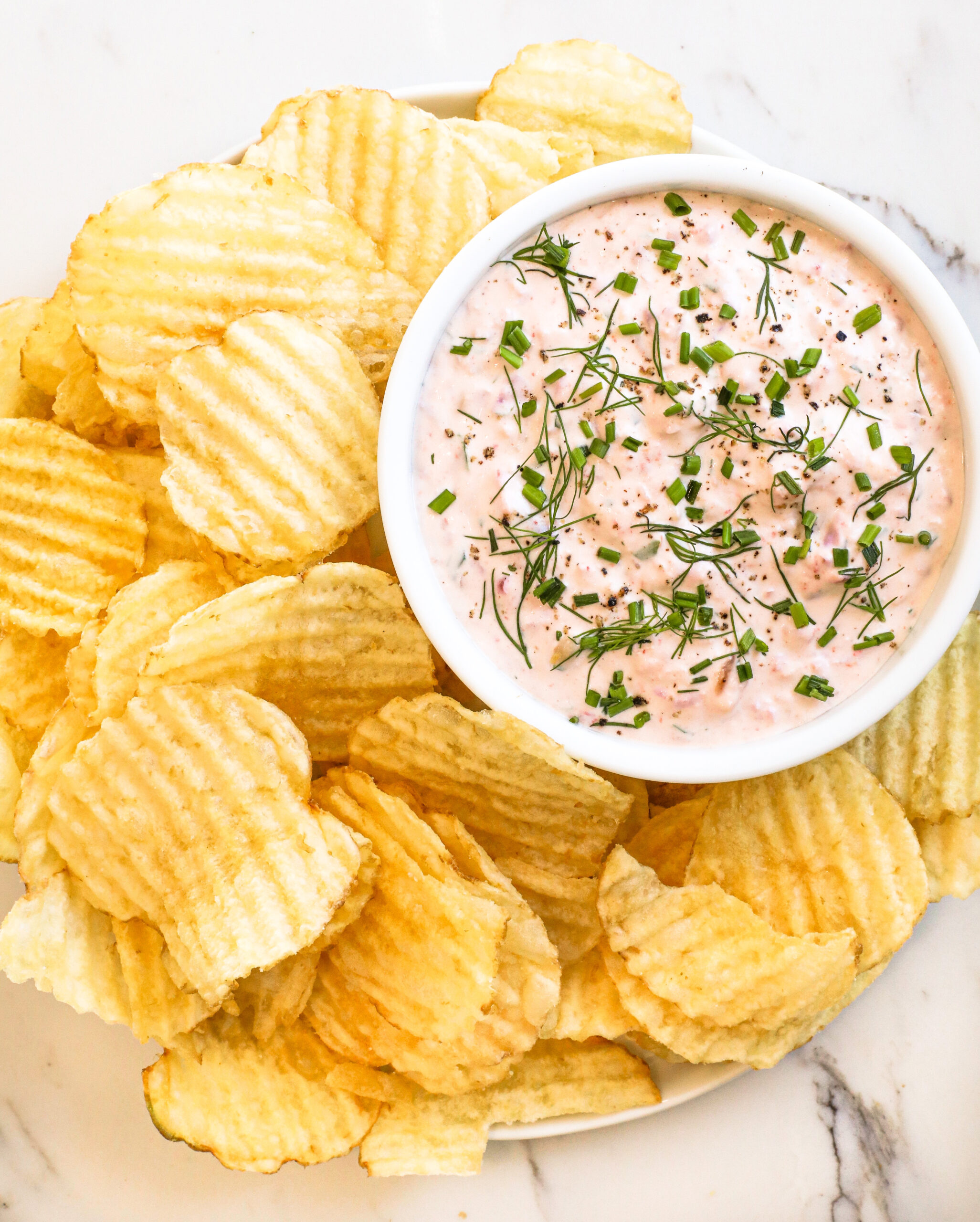 Roasted Onion and Jalapeno Dip