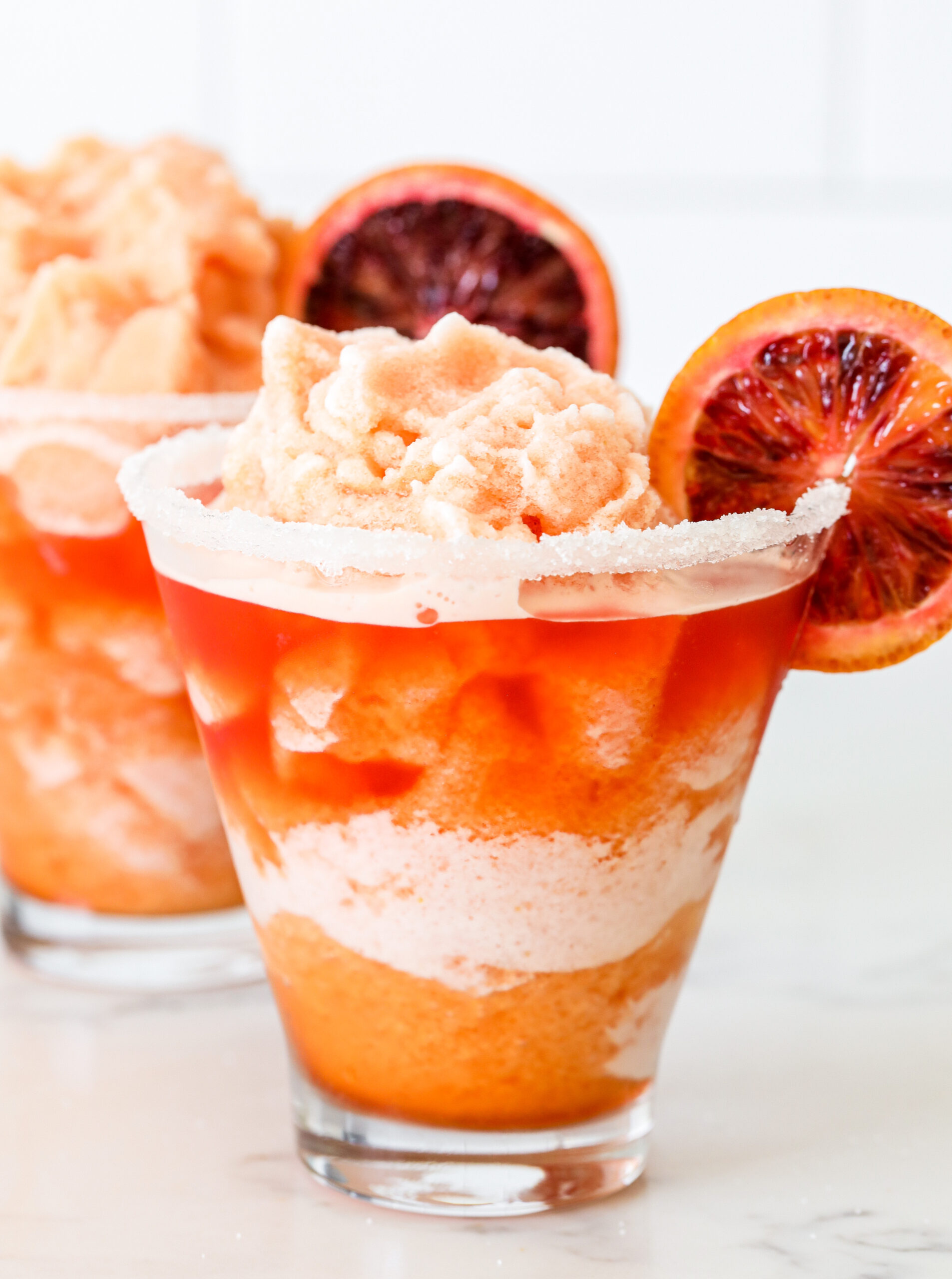 Boozy Creamsicle Cocktails