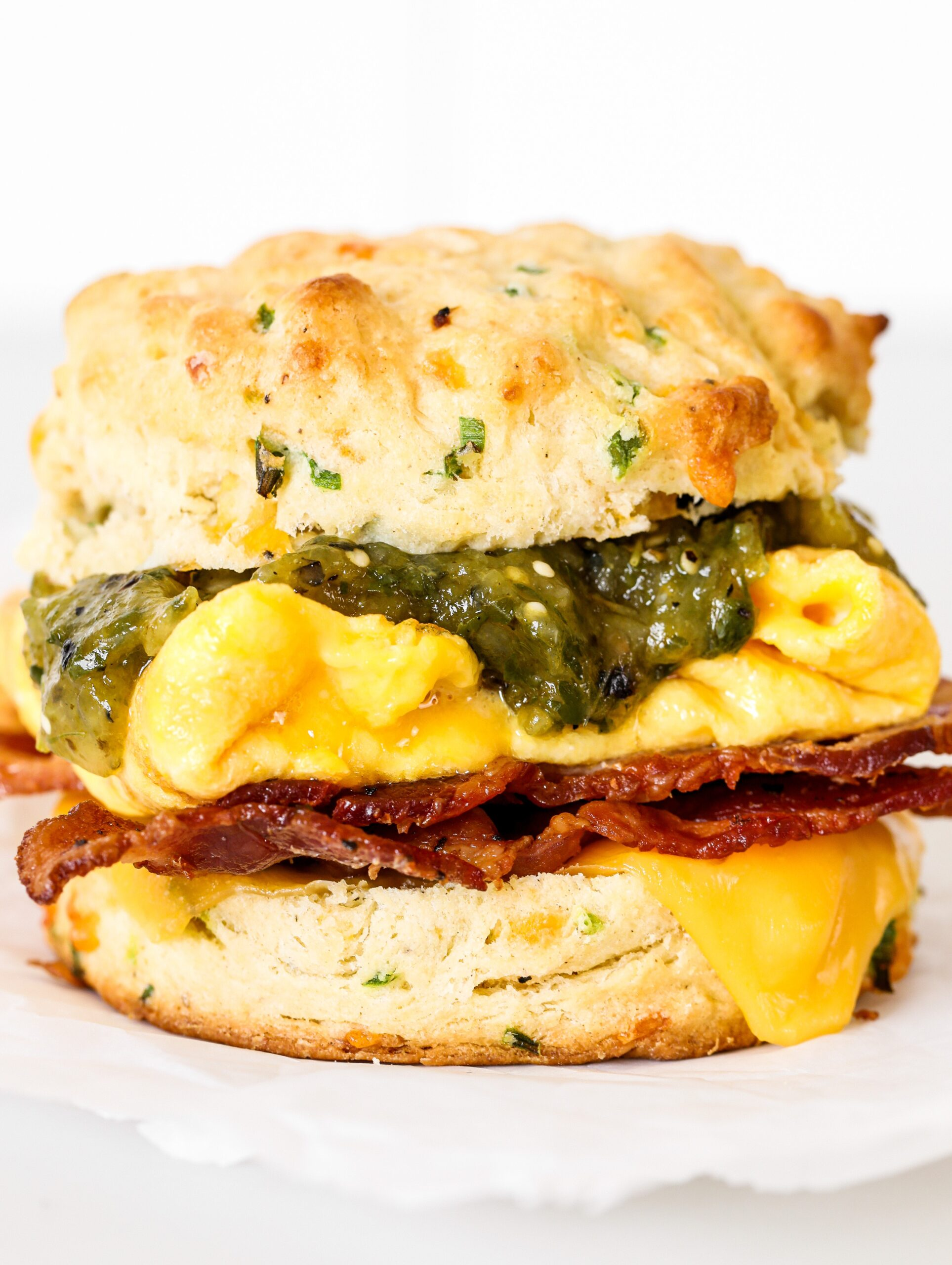 Biscuit Breakfast Sandwich