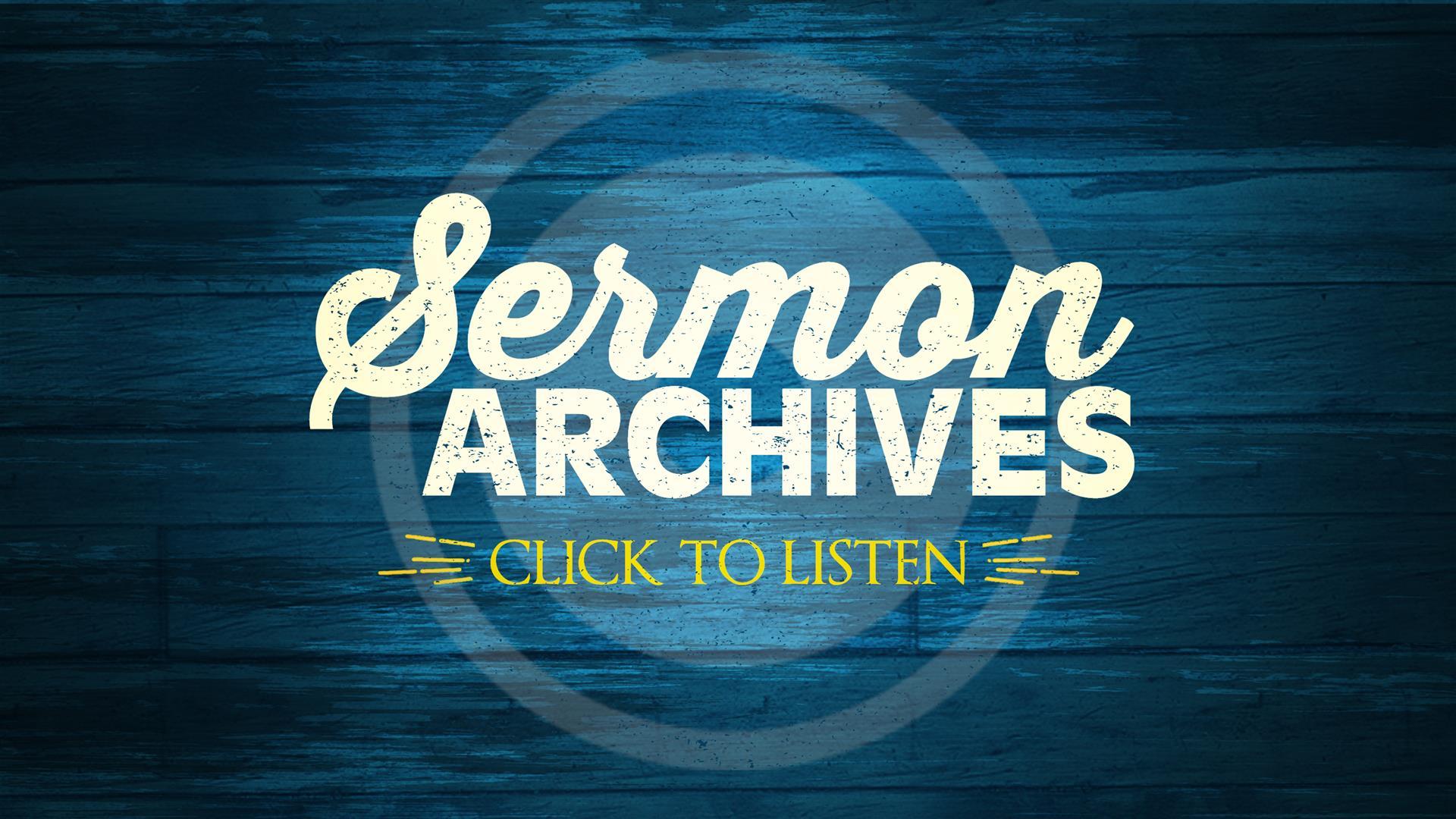 sermonarchives