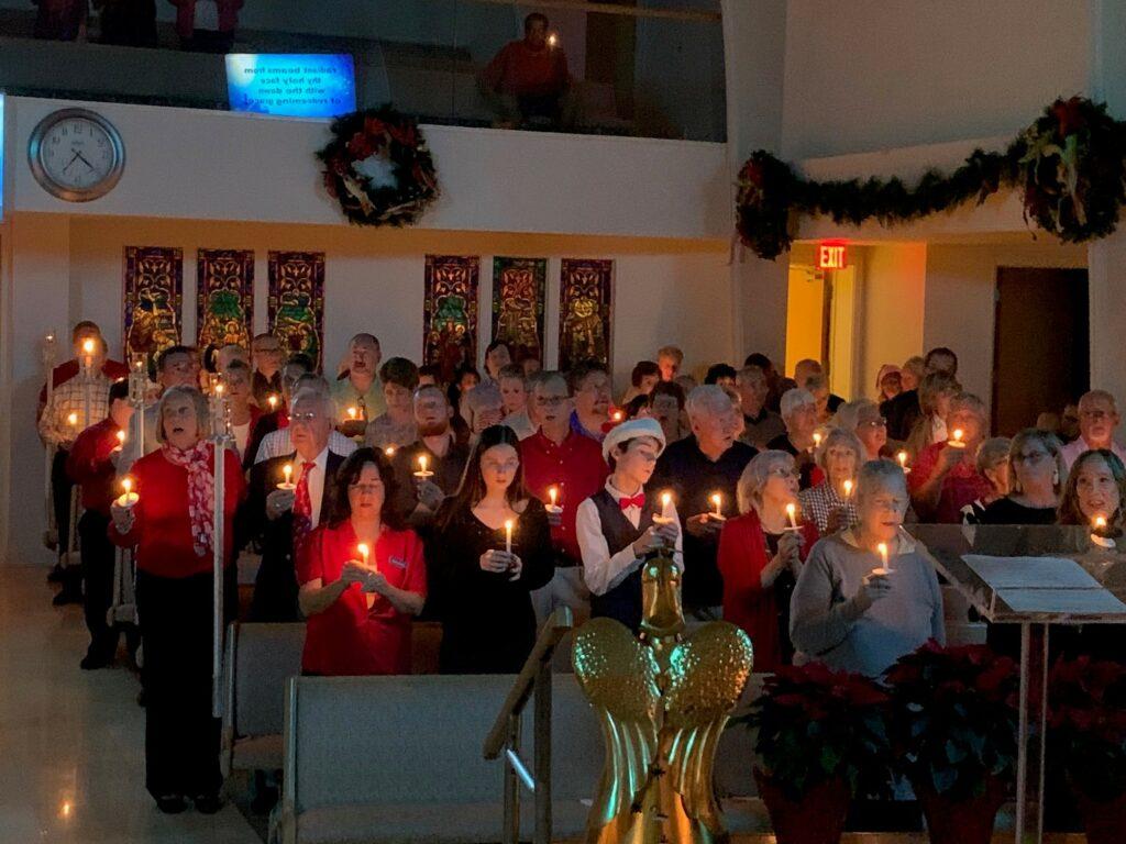 Christmas Eve Service 12/24