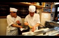 Sushi Breakfast at Tokyo's Tsukiji Fish Market