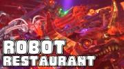 Tokyo's wild, weird, amazing Robot Restaurant show