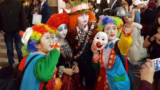 Tokyo Halloween Street Party