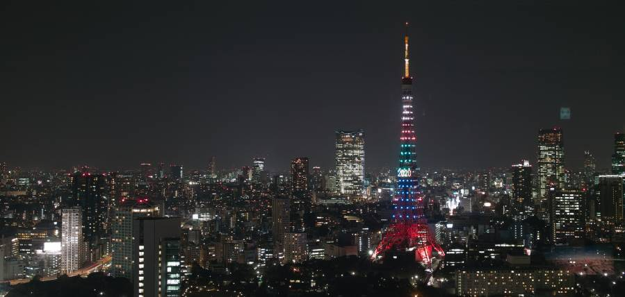 Tokyo Tower 2020