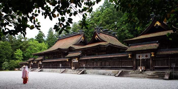 Hongu Taisha