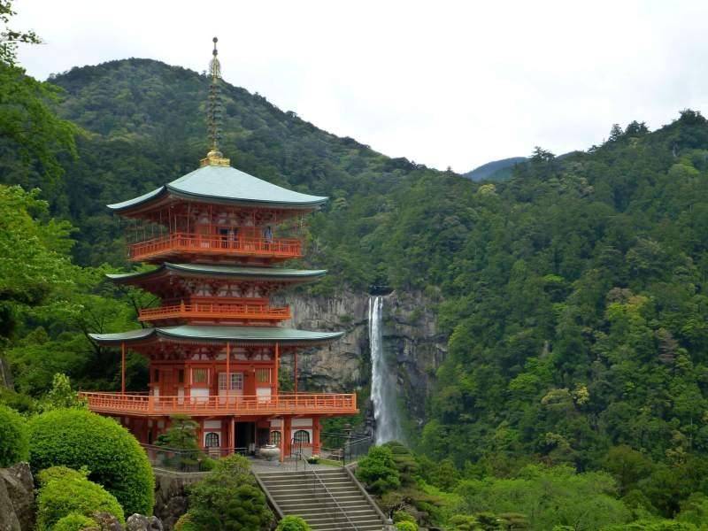 Kumano Kodo Nachi Falls