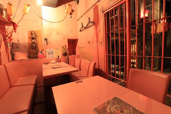 Tokyo theme restaurant Alcatraz ER