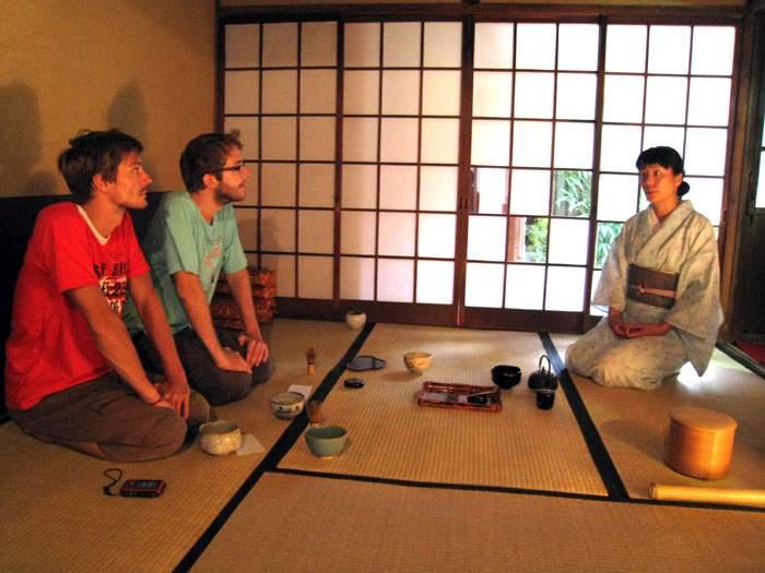 En Japanese Tea Ceremony