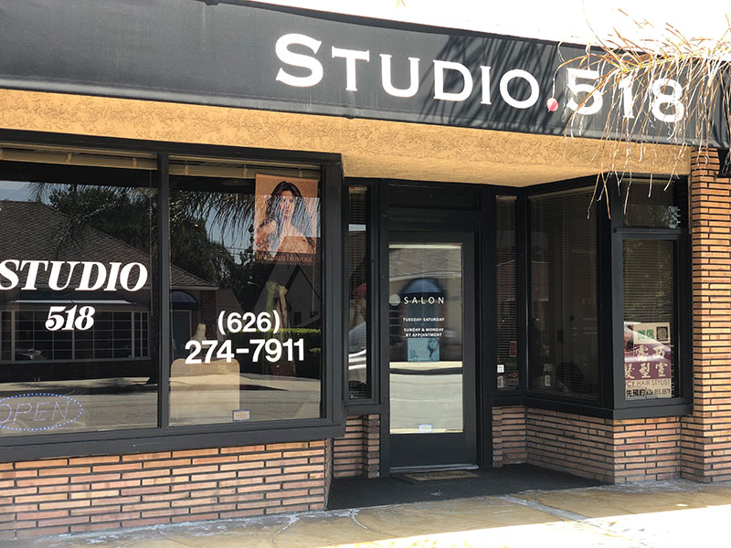 Studio 518 Salon
