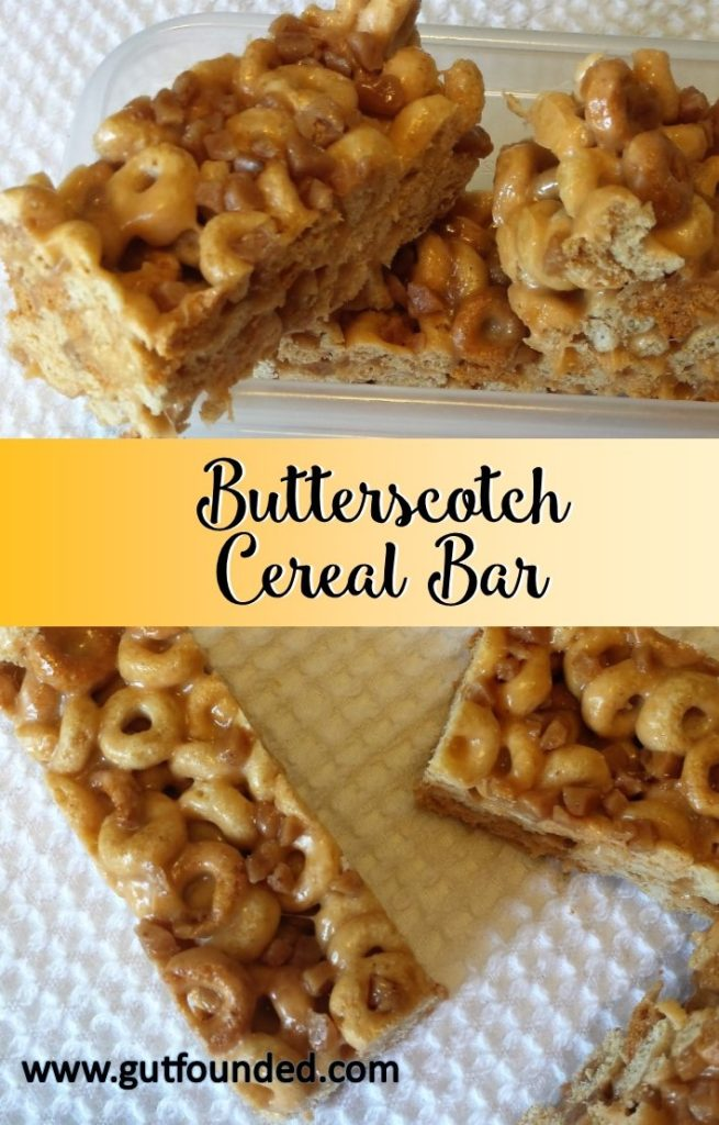 butterscotch, bar, square, dessert, newfoundland, camping, travel, make ahead