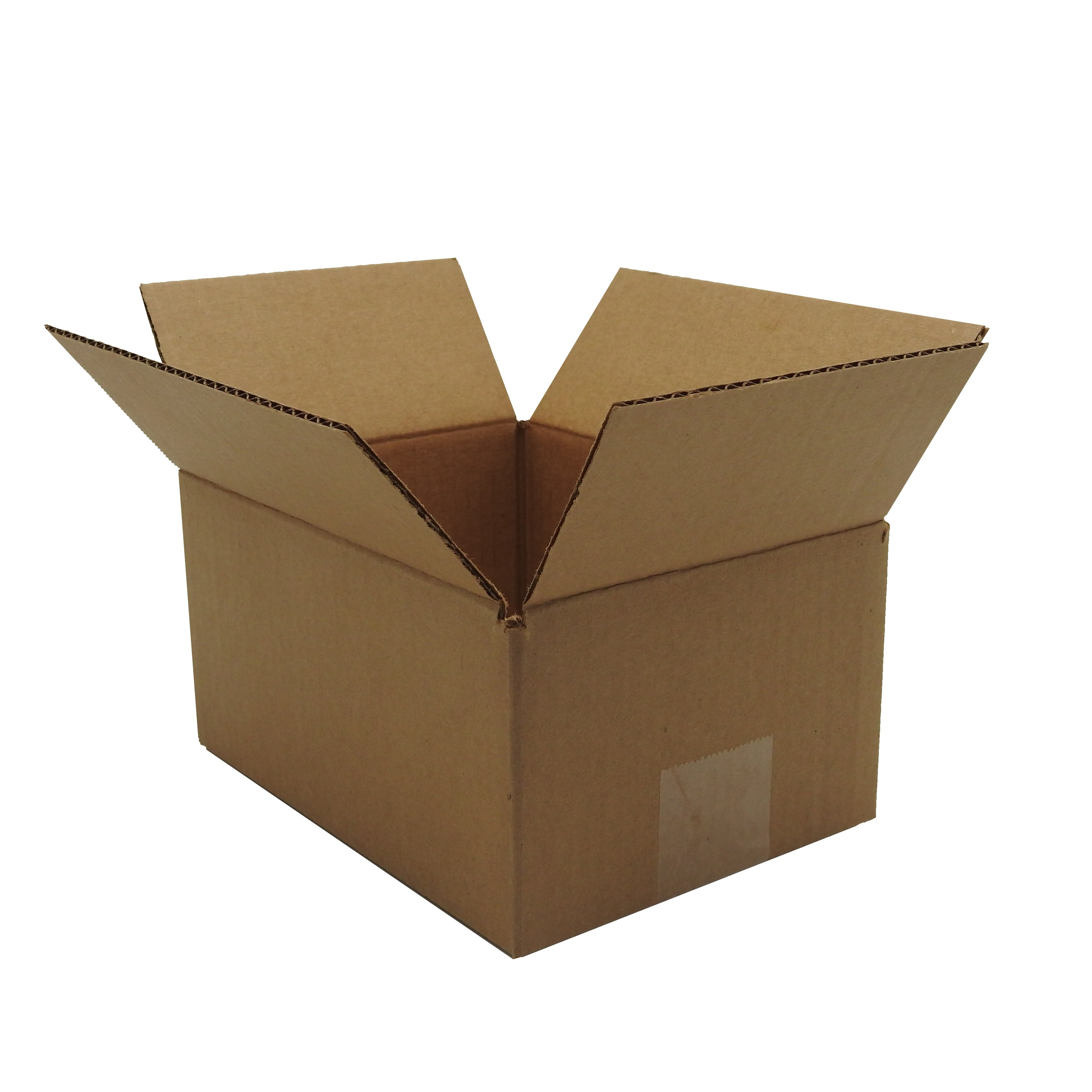 100 8x6x4 Corrugated Cardboard Shipping Mailing Packing Moving Boxes Box Carton